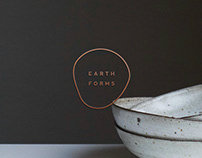 Earth Forms   Brand Identity Development