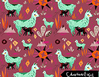 Llama Mama Patterns