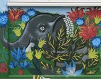 Mural Project - Meon Junior School
