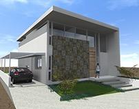 Casa Escaleno · Dalvian · Mendoza