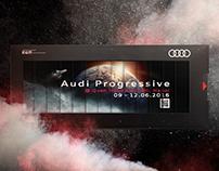 Event Invitation - Audi Vietnam
