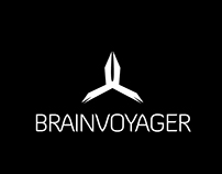Brainvoyager Logo, Album Art & Website - 2013