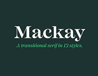 Mackay / Font Family