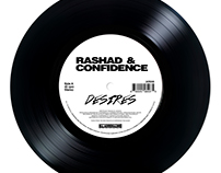 "Rashad & Confidence - 7"" Labels"