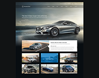 Mercedes-Benz - Strona główna