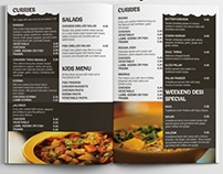 Alnoor Restaurant Menu
