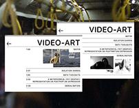 OMED DOLEV website redesign
