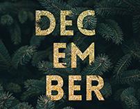 December Seasonal Poster