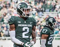 2018 Michigan State Football Spring Game Photos