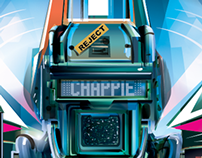 CHAPPIE: MAN OF STEEL- Vector Tribute