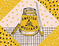 Saturday Kitchen Week 21: English Mustard
