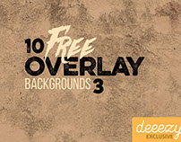 10 FREE Overlay Backgrounds 3