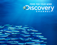 """Food for your mind"" Discovery Channel"