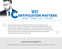 Infographic_Certification Matters