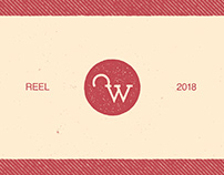 Carl Whitbread - Reel 2018