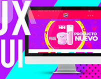 UX -UI - BRANDING BY OSCAR CREATIVO