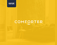 Comforter - UI/UX