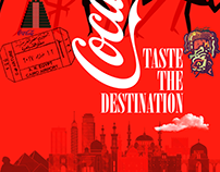 Coke_TASTE THE DESTINATION