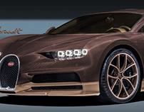 Bugatti Chiron Rembrandt