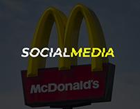 SOCIAL MEDIA MCDONALD'S