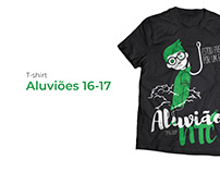 Tshirt de Aluvião de NTC 2016/2017