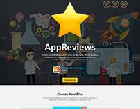 App Market Reviews Website Design and Development