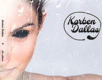 Korben Dallas CD cover + logo | Practice