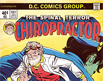 CHIROPRACTOR -The Spinal Terror-