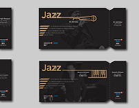 Jazz fest identity
