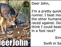 Deer John