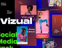 VIZUAL - Street Urban Social Media