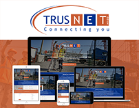 Website Design | TrusNET by Swan Media