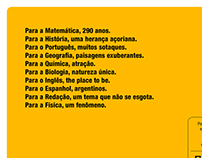 Anúncio Aniversário Florianópolis