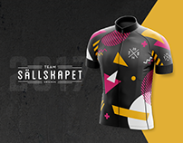 Team Sällskapet Cycling Kit 2017