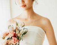 pre wedding |婚紗寫真 #潮境的完美日落