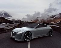 Audi e7 concept