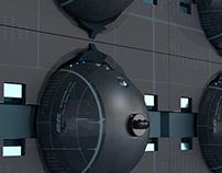 R8 Drone modelisation