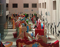 Área interactiva Hospital Infantil