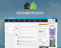 Neighborhood - Community Social App