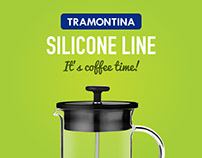 Packaging: Tramontina Silicone Coffee Line