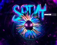 SPINY - MONSTER / @SONGARTWORK