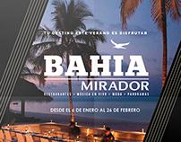 Propuesta: Bahia Mirador
