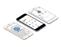 App Interface Design - Public Market