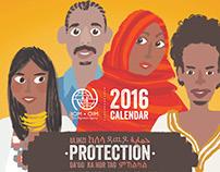 IOM Egypt Calendar 2016