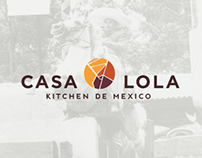 Casa Lola - Kitchen de Mexico