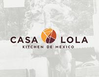 Casa Lola - Kitchen de Mexico