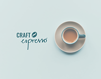 craft espresso web design