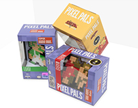 Pixel Pals Packaging