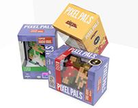 Pixel Pals Packaging