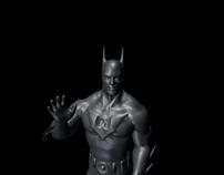 Batman Facial Animation